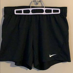 "Women's Nike shorts—3"" inseam"